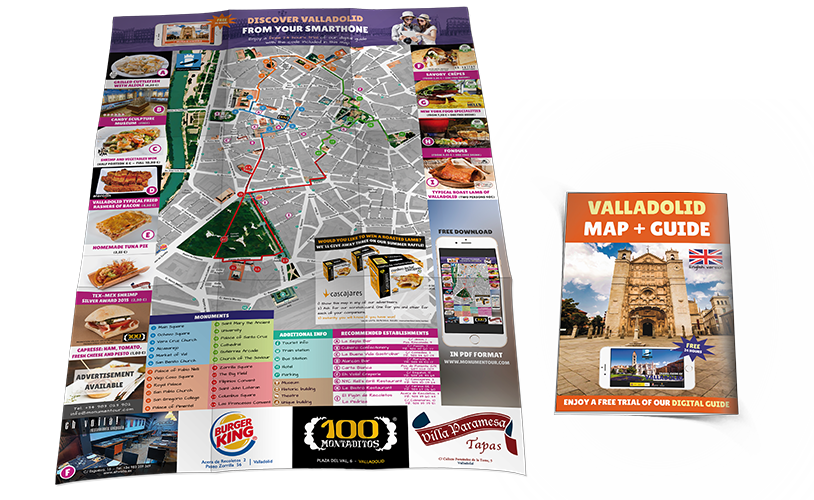touristic-map-valladolid-paper-summer-2016